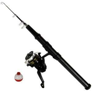 "Pursuit: Telescopic Starter Rod and Reel 5Ft 6"" £2.99 at Home Bargains"