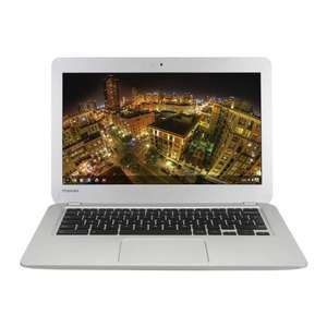 "Toshiba CB30-B-104  13.3"" Best Value Laptop Intel N2840 Dual Core 4GB 16GB SSD (Reconditioned A+) £179.99 @ Laptop Outlet"