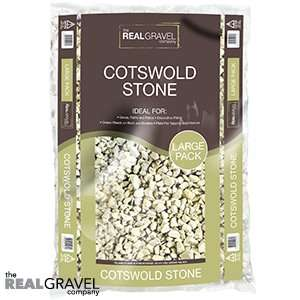 Cotswold stone chippings £2.75 @ Home Bargains