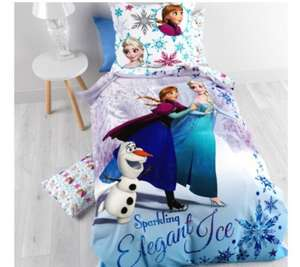 Luxury frozen bedding only £15 - 34% of rrp at Achica