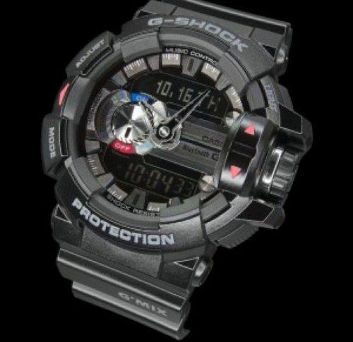 Heinnie.com Casio G-Shock GBA 400 1AER RRP £180 - £94.95