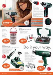 LIDL DIY essentials from 15th June - Including Parkside Table top saw for only £89.99, Heat Gun £9.99 and Soldering iron £6.99 - Full list in description.