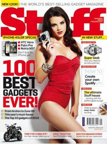 Claim a Free Copy of Stuff Magazine