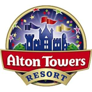 Free Alton Towers tickets (purchase required)