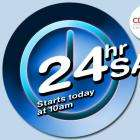CDWOW - 24 hr sale starts today at 10 am !!!