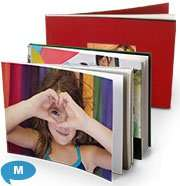 "FREE 7x5"" 20 soft custom cover 20 page photobook worth £12.99  - Just pay £1.99 P&P @ Snapfish"