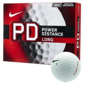 Nike PD Soft/Long/Distance Ladies 12 ball pack £9.99 @ American Golf - instore & online