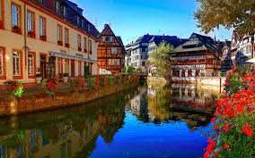 Strasbourg France return flights just £5.98 Departing Stansted June/July 2015 Loads of dates available all for less than 6 quid per person return @ ryanair