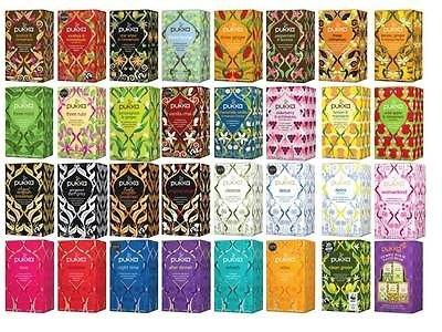 Win five free Pukka sample teas nestled in a beautiful box