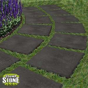 Ecotrend Garden Stomp Stones (Case of 10) @ £19.90 - Home Bargains