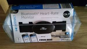 Crane Bluetooth Heart Rate Monitor £14.99 - Aldi
