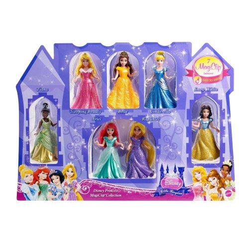 Disney Princess MAGICLIP Collection 7 figures £9.90 down from £32 @ debenhams