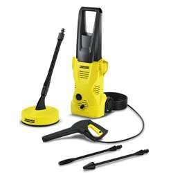 Karcher K2 Refurbished Pressure Washer with T50 Patio Cleaner & Dirtblaster £39.99 + Postage = £46.94 @ Karcher Outlet