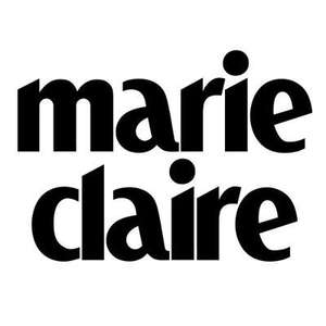 Free Elemis Product with July Marie Claire. Value £8.50 or £10.50 Mag: £3.99