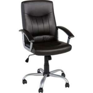 Elliot Gas Lift Office Chair - Brown £37.99 at Argos