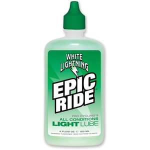 White Lightning Epic Ride Squeeze Bottle (120ml) was £6.99 now £5.99 + FREE DELIVERY @ Wheelies