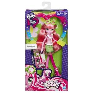 My little pony equestria girls rainbow rocks dolls various £1.99 @ Home Bargains
