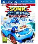 (PS Vita) Sonic And Sega All-Stars Racing: Transformed - Limited Edition - £6.99 / LEGO Marvel Super Heroes - £7.99 / PlayStation All-Stars Battle Royale - £7.99 / Everybody's Golf - £4.99 - WoWHD