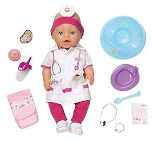 Baby Born....Doctor Doll £24.99 @ Amazon