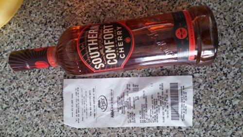 Southern Comfort Black Cherry £12 Asda