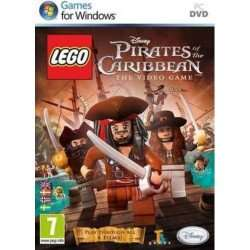Lego: Pirates of the Caribbean (PC) £3.99 Delivered @ Gamescentre