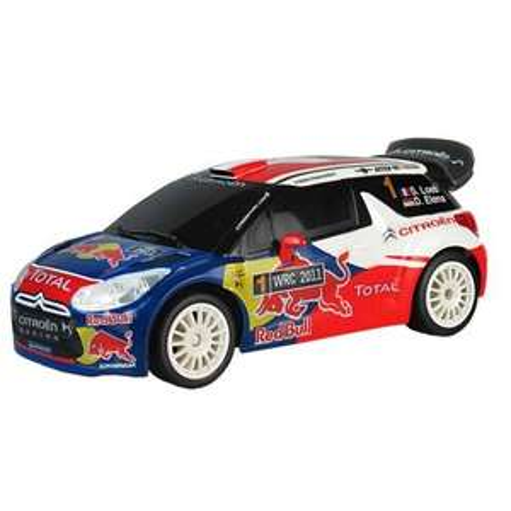 Citroen DS3 WRC RC Car 1:16 £11.99 (Free Click & Collect) @ Menkind