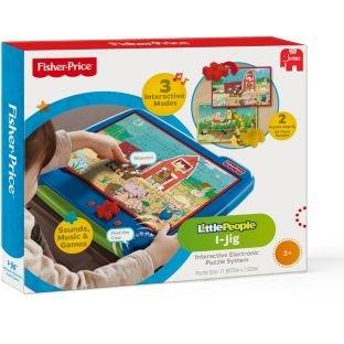 Fisher-Price Little People I-JIG Digital Jigsaw Puzzle £5.99 @ Argos