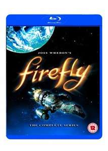 Firefly - The Complete Series (Blu-ray) £9.00 @ Tesco Direct (and in store)
