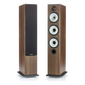 Monitor Audio BX6 Walnut £325 with code AP1A at Audiovisualonline