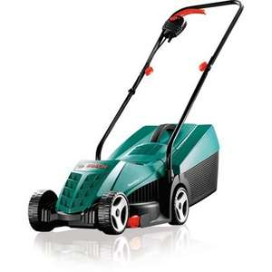 Bosch Rotak 32 Rotary Lawnmower - £57.59 @ Homebase