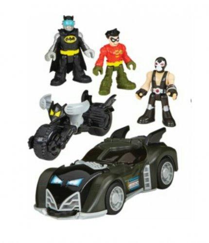 Imaginext Batmobile DC Superfriends Set £13.99 @ Argos
