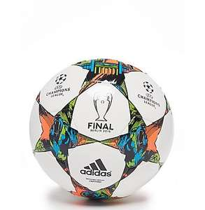 Adidas Finale Berlin 2015 UEFA Champions League Football £7.00 At JD Sports.