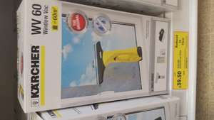 Karcher WV60 Window Vac - Tesco Buckshaw Village Chorley - £39.50 - Reduced To Clear