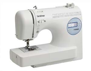 Brother FS60 Computerised Sewing Machine - £149.99 delivered - Amazon