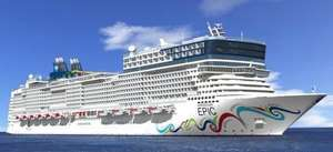 Norweigan Epic - 7 Night All Inclusive (Ultimate Beverages Package) Med Cruise, Various Departures In Nov (Flights Included From Gatwick) - £599.00 (Balcony Cabin) £1198.00 @ Iglu Cruises