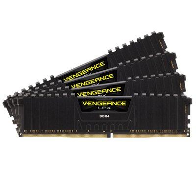 Corsair CMK16GX4M4A2666C15 16GB DDR4 Vengeance LPX Black 2666Mhz £31.20 @ Kustom pcs