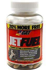 JetFuel FatBurner £16.19 with coupon - Expres June 12 @ Astronutrition