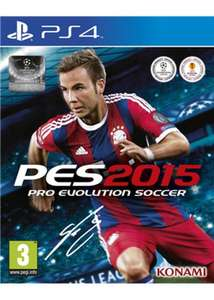 {PS4} Pro Evolution Soccer 2015 £15.99 @ Base