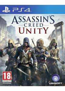Assassin's Creed Unity, PS4 - £19.69 delivered @ base.com