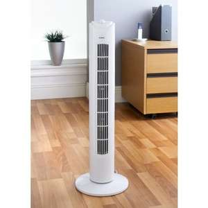 Airflow  Tower Fan £19.99 B&M stores