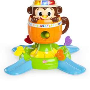 Bright Starts Hide and Spin Monkey £25.99 @ Amazon