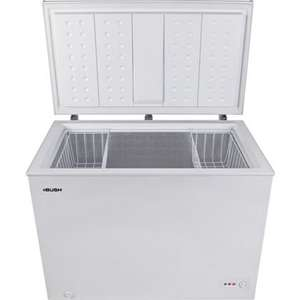 Bush BCF198L White Chest Freezer - Express Delivery £127.98 @ HOMEBASE