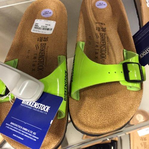 Birkenstock Sandals £24.99 @ TK Maxx
