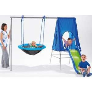 Chad Valley Large Multiplay - Climb, Slide, Hide and Swing now £99.99 at Argos