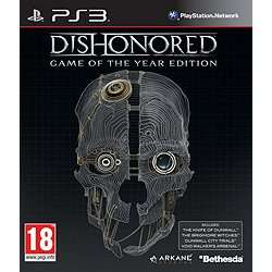 Dishonored: Game Of The Year Edition (PS3) £7.50 @ Tesco Direct
