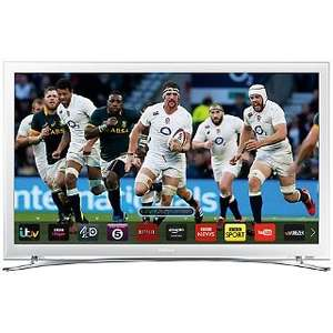 Excellent Samsung 22 inch Smart TV with free Mubi Movies 12 months sub (worth £5 a month) and five year guarantee £179.99 John Lewis