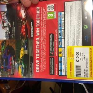 Driveclub PS4 Pre-owned - Cash Converters instore - £10
