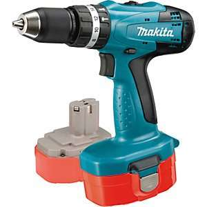 MAKITA 18V NI-CAD HAMMER DRILL 8391DWPE @ Wickes for £89.99 inlcuding 2 batteries. Not a bad deal but only a NI battery. Shame its not LI...... I guess OK