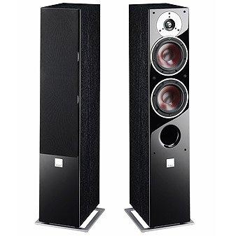 Dali Zensor 5 floorstanders + Marantz PM6005 amp £549 @ audiovisualonline