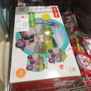Bike for your baby - FisherPrice Smart Trike £19.99 at Aldi